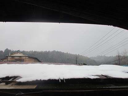 雪です。イメージ